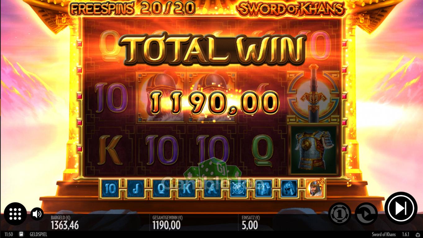 Sword of Khans Gewinnbild von pootinio