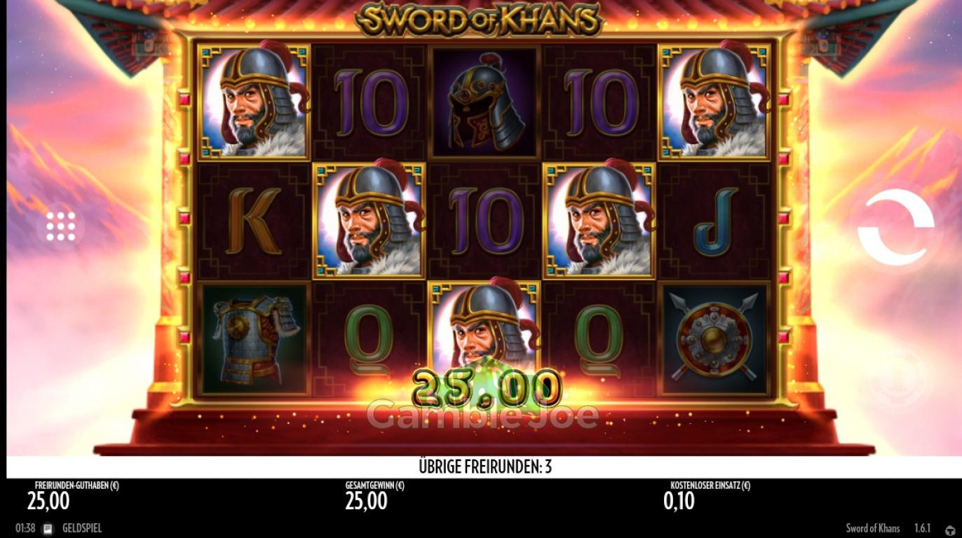 Sword of Khans Gewinnbild von Sascha85