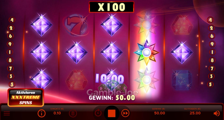 Starburst XXXtreme Gewinnbild von Shox2k17