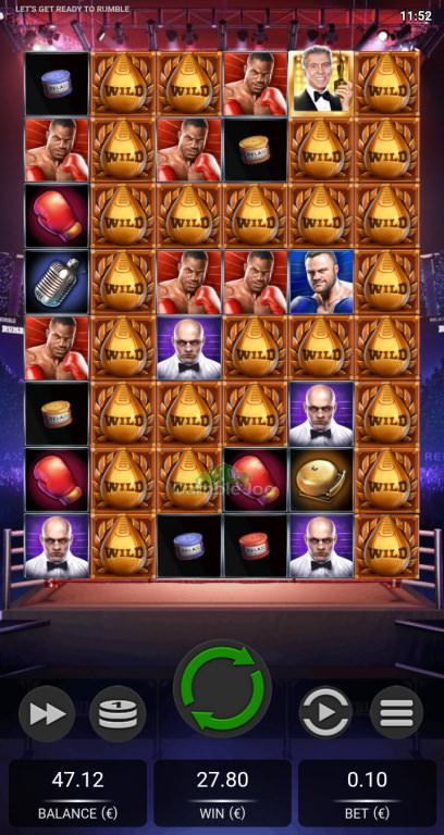 Lets Get Ready to Rumble Gewinnbild von roccoammo11
