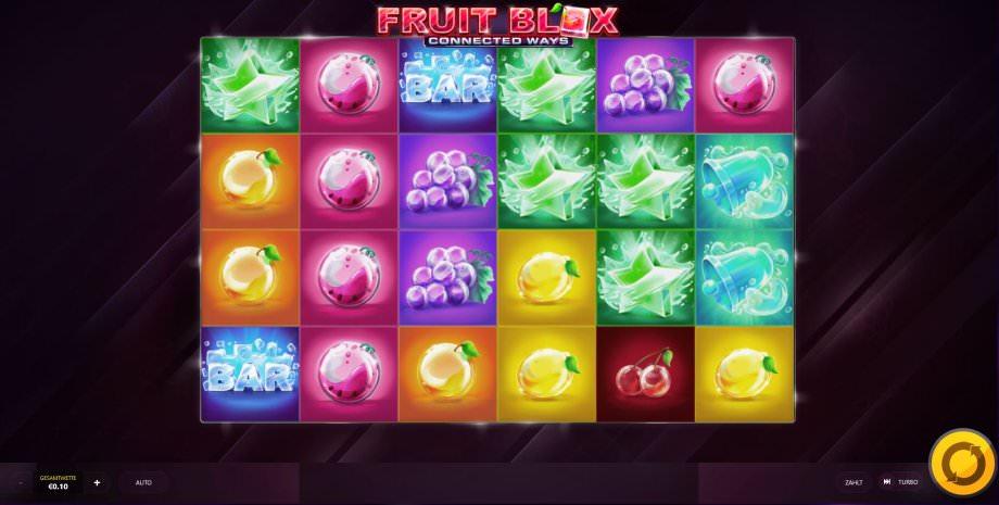 Der neue Red Tiger Slot Fruit Blox