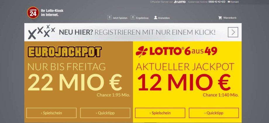 Lotto24 KГјndigen