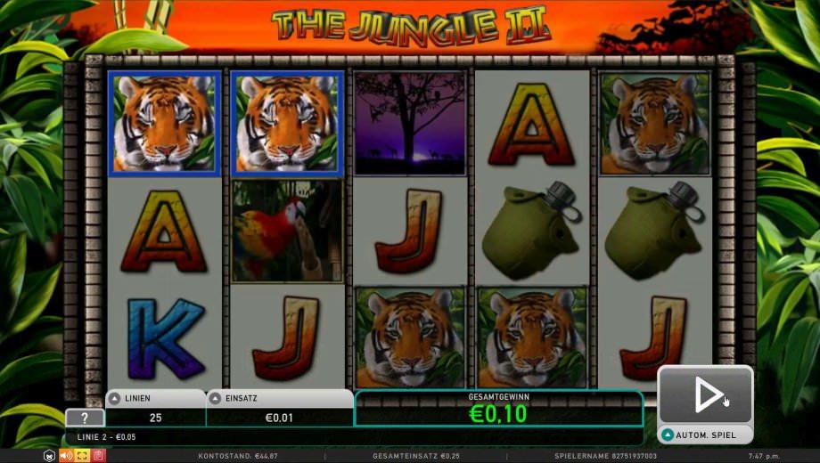 The Jungle 2 von Magic Dreams