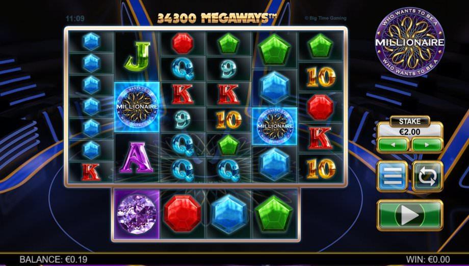 Der neue Bonanza Klon Who wants to be Millionaire von Big Time Gaming