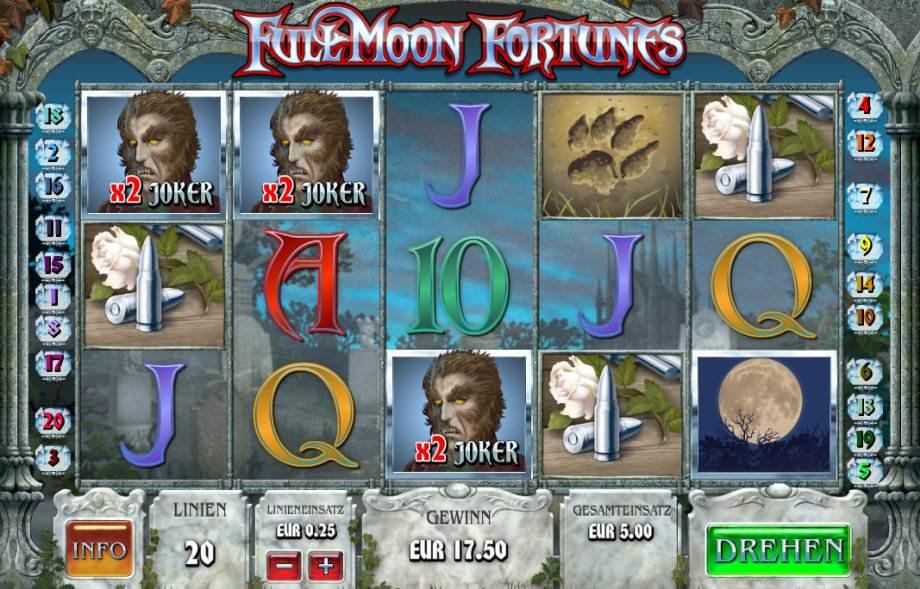 Spiele Full Moon Festival - Video Slots Online