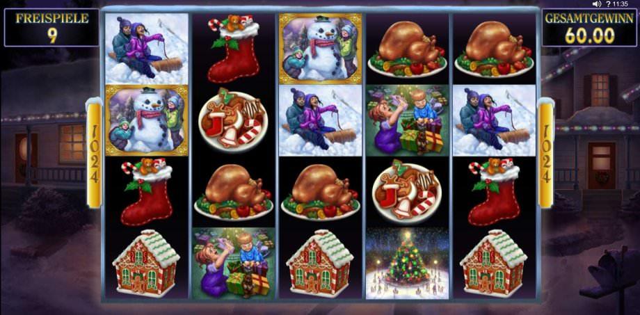 Der Spielautomat Happy Holidays im iw Casino