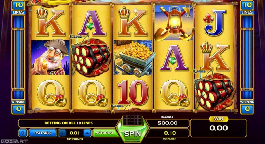 Baba wild slots casino