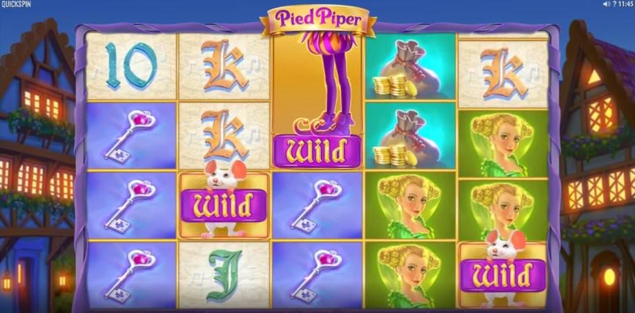 Pied Piper neuer Slot von Quickspin