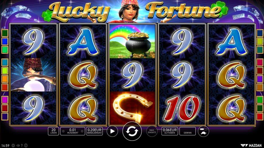 Lucky Fortune von WAZDAN