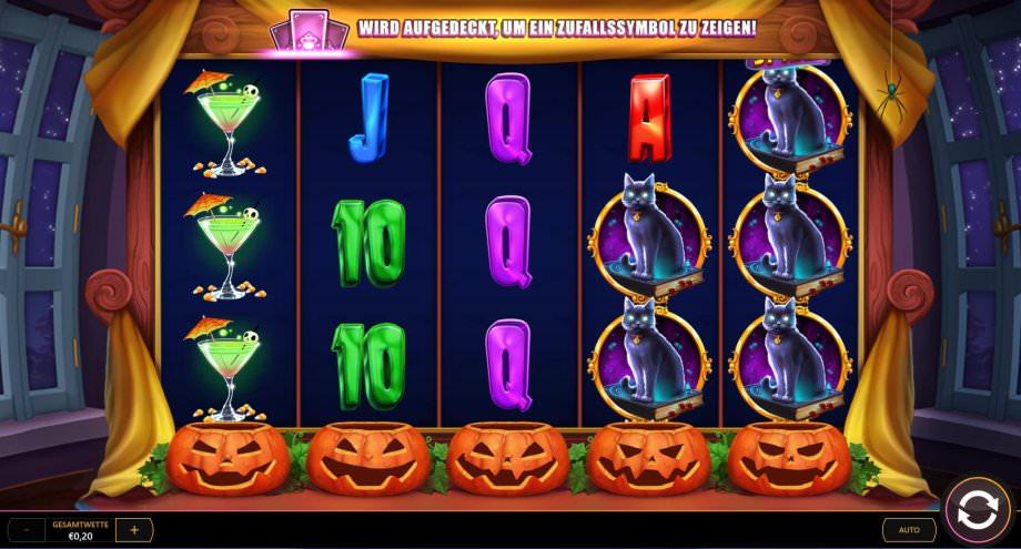 Neuer Halloween Slot Trick 'o' Treat von Cayetano Gaming