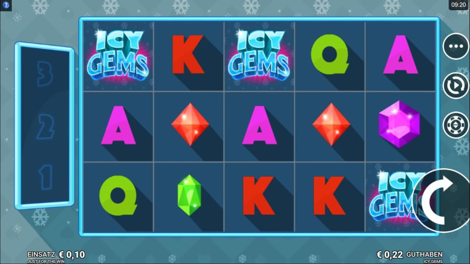 Icy Gems von Microgaming