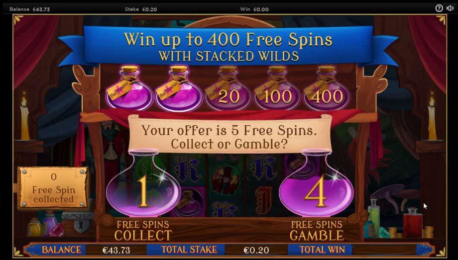 Freispiele Gambling Seite bei Balthazar's Wild Emporium