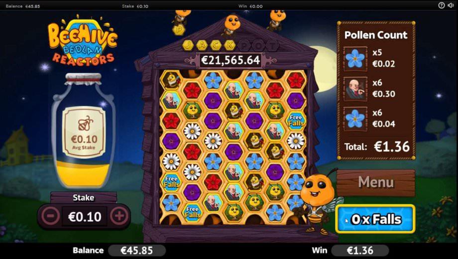 Jackpot-Chance