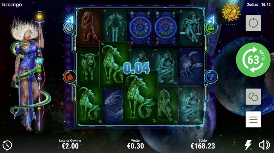 Zoodiac von Booongo Gaming