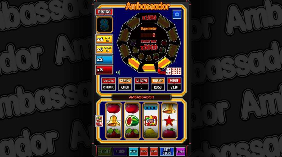 Der neue Ambassador Slot von Betdigital