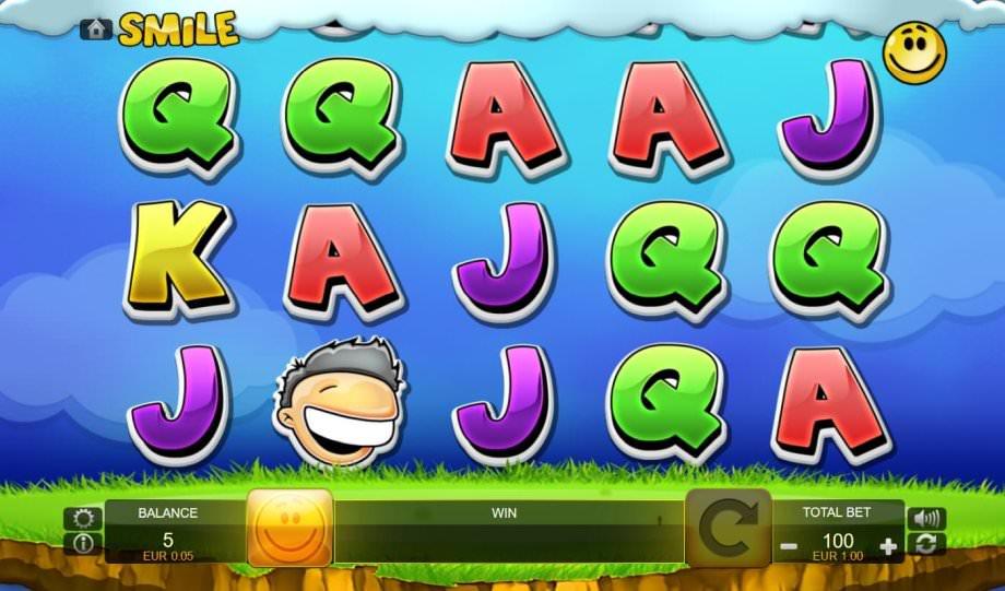 Smile von Fuga Gaming - der Smiley Slot