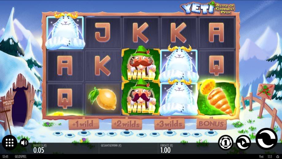 Yeti Thunderkick Slot