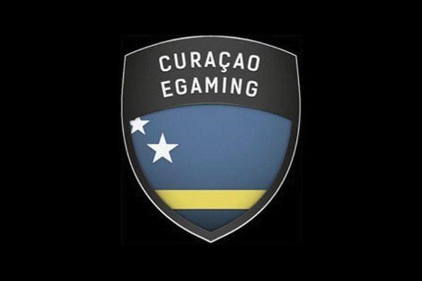 Das Logo der Glücksspielbehörde von Curacao