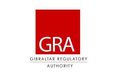 Logo der zuständigen Behörde von Gibraltar