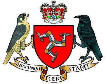 Logo der Isle of Man