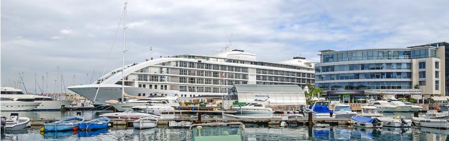 Das Sunborn Casino in Gibraltar
