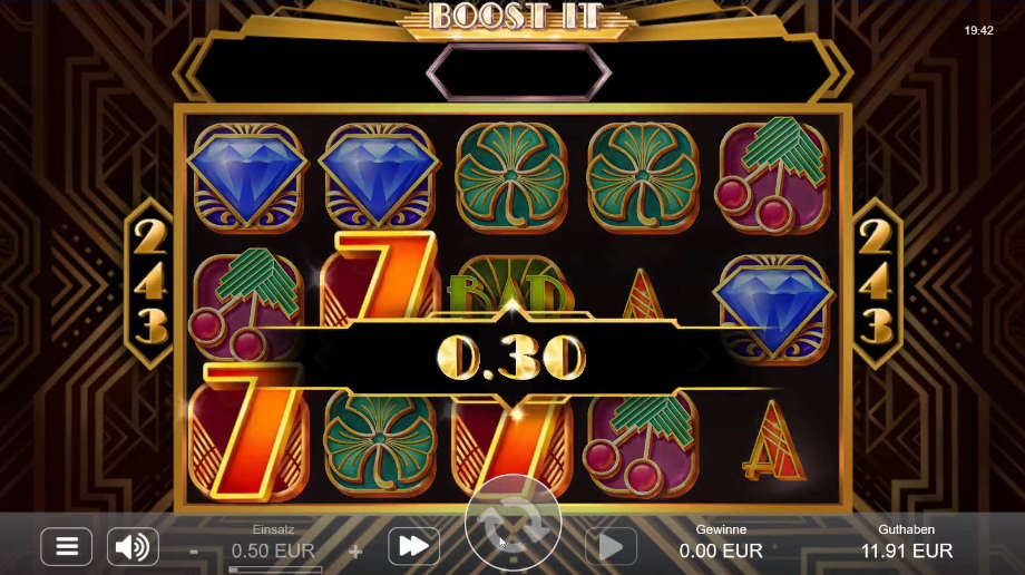 Boost It Slot von STHML Gaming