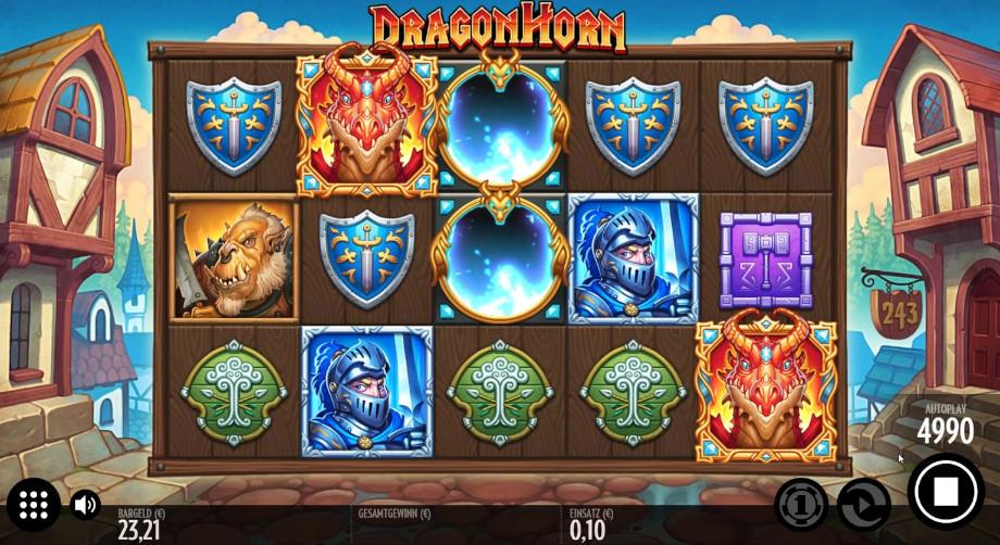 Der neue Dragon Honr Slot von Quickspin