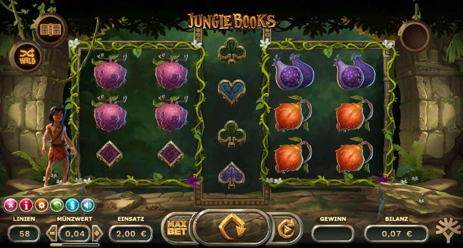 Jugnle Books von Yggdrasil