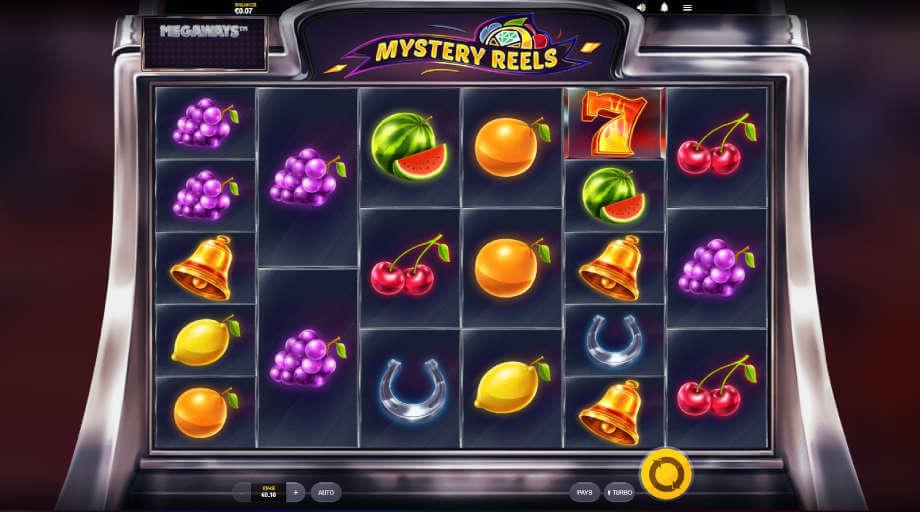 Der Slot Mystery Reels Megaways