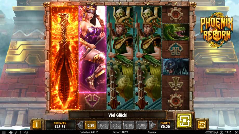 Der neue Play'n GO Slot Phoenix Reborn
