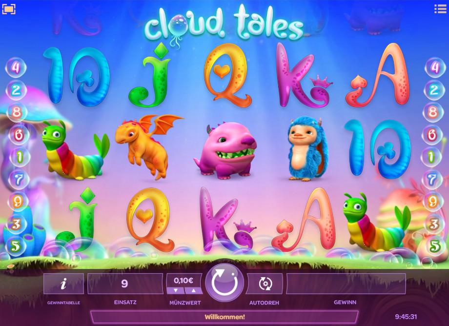 Cloud Tales von iSoftBet