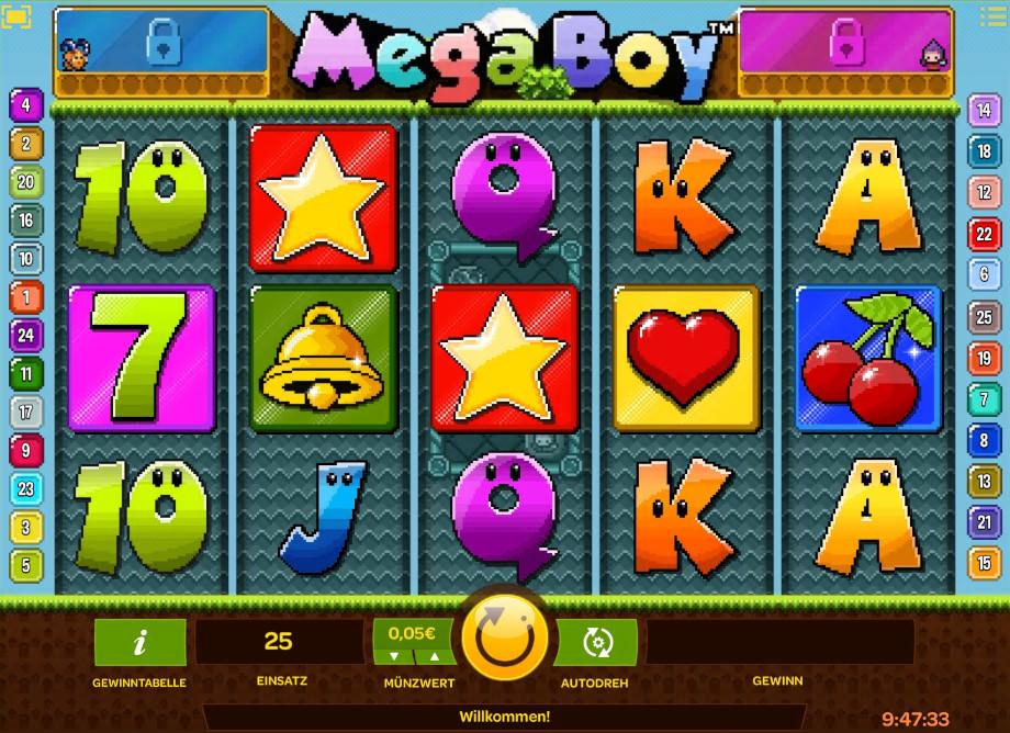 Mega Boy von iSoftBet