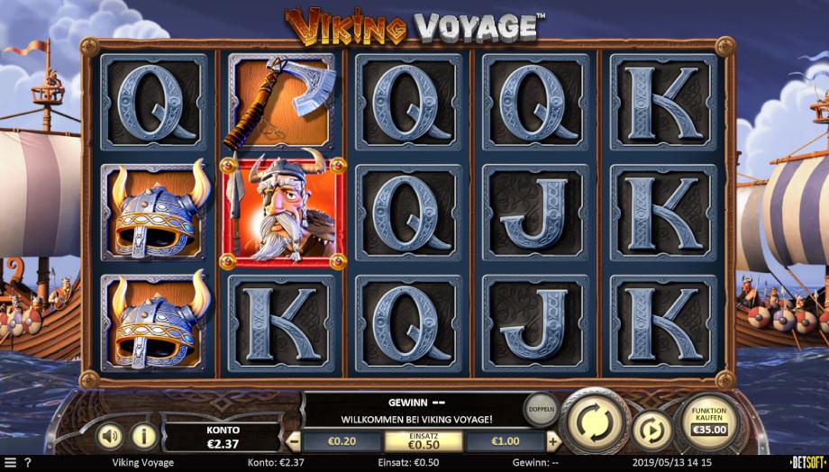 Viking Voyage von Betsoft