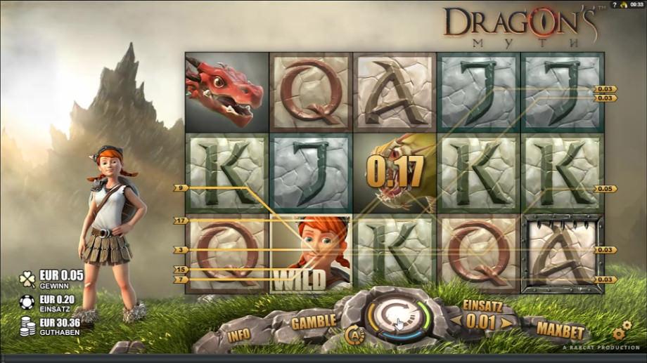 Dragon's Myth von Rabcat