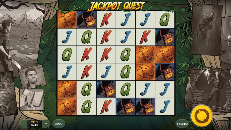 Jackpot Quest von Red Tiger