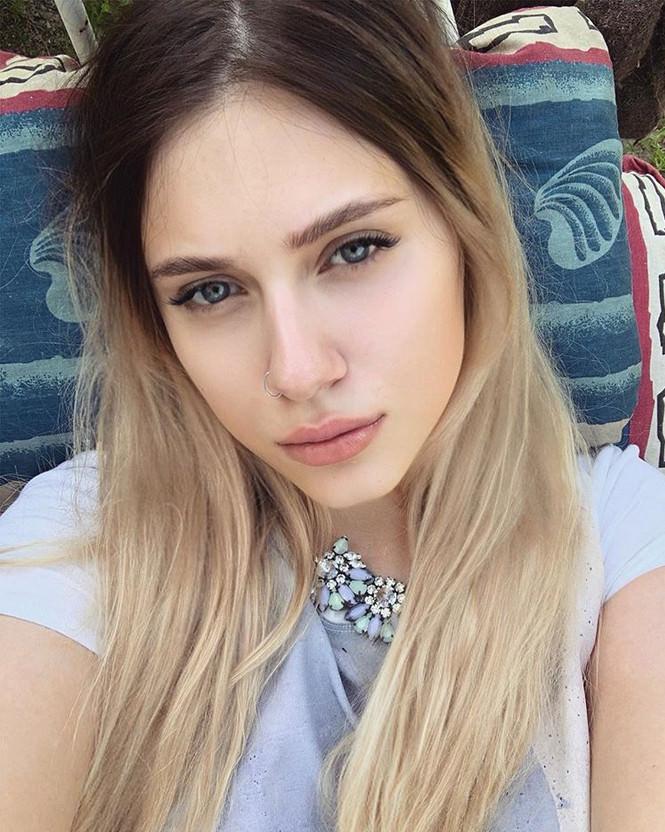 Liliya Novikova vor ihrem Tod auf Instagram
