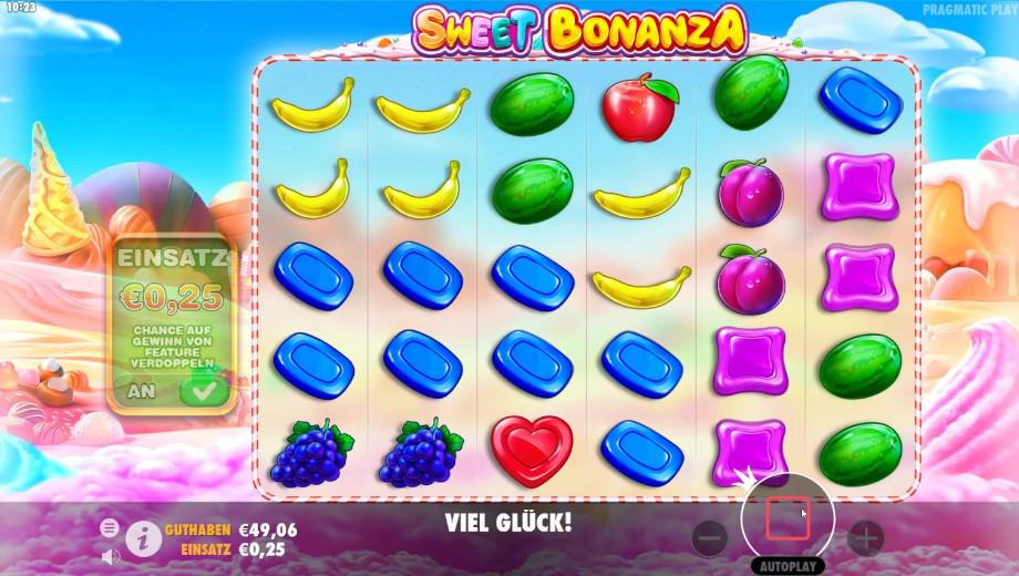 Sweet Bonanza von Pragmatic Play