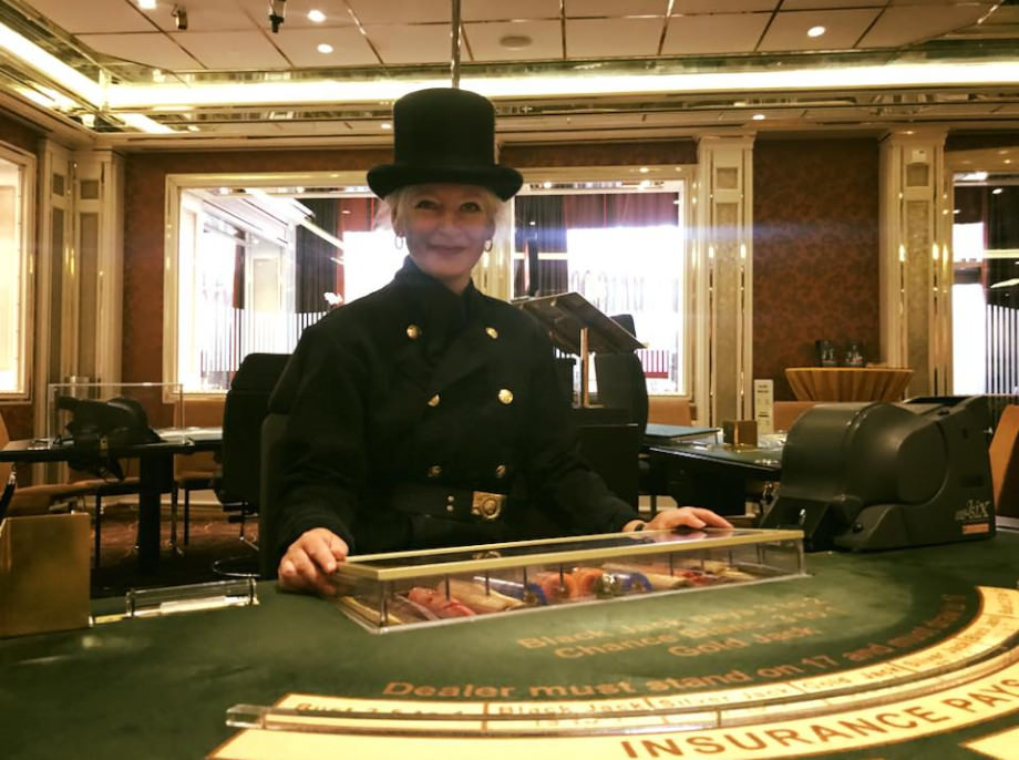 Neujahrs Blackjack Spielbank Bad Homburg