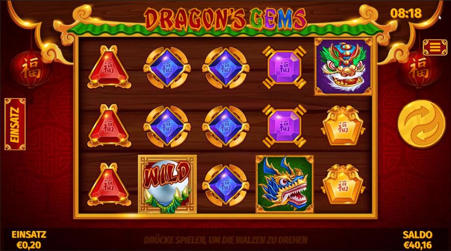 Dragon Gems von Slingo Originals