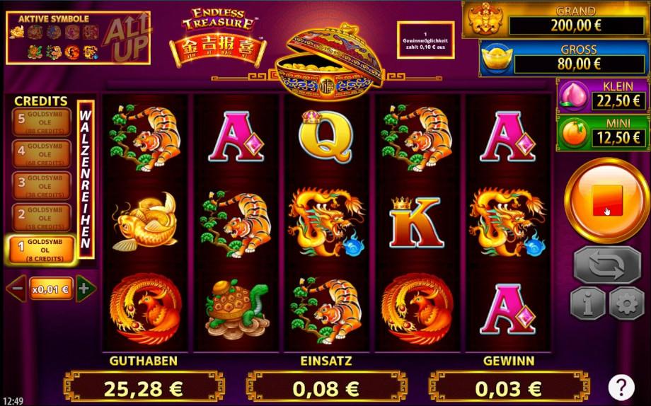 Spiele Jin Ji Bao Xi: EndleГџ Treasure - Video Slots Online