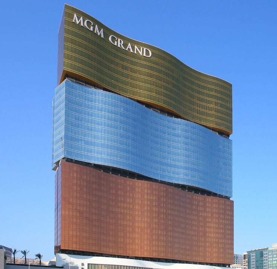 Das MGM Grand in Macau