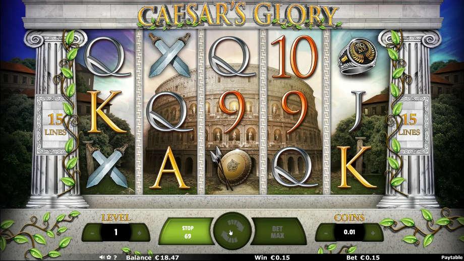 Caesar's Glory von Join Games