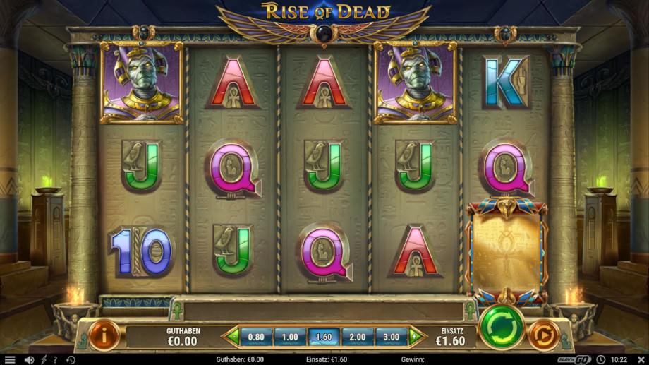 Rise of Dead von Play'n GO