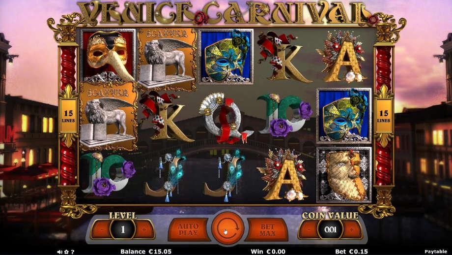 Venice Carnival von Join Games