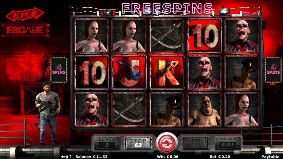Zombie Escape von Join Games