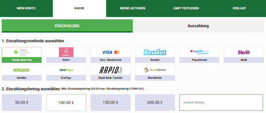 online casino mit paypal ein und auszahlung
