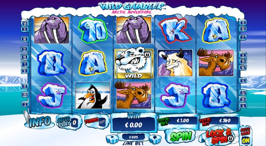 Wild Gambler 2 von Playtech