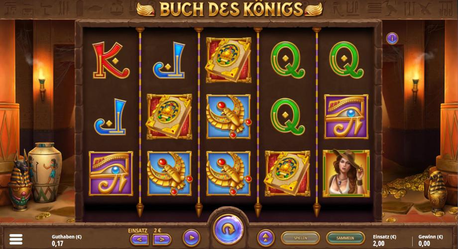 Buch des Königs von Oryx Gaming