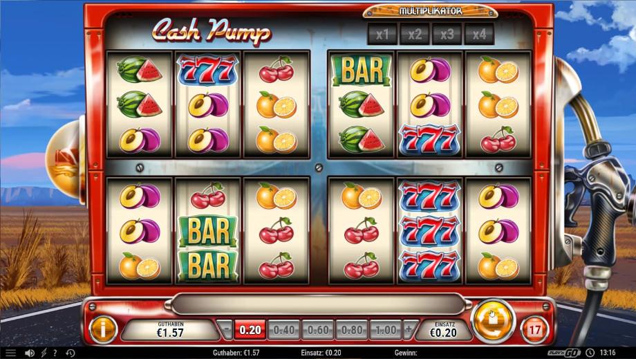 Cash Pump von Play'n GO