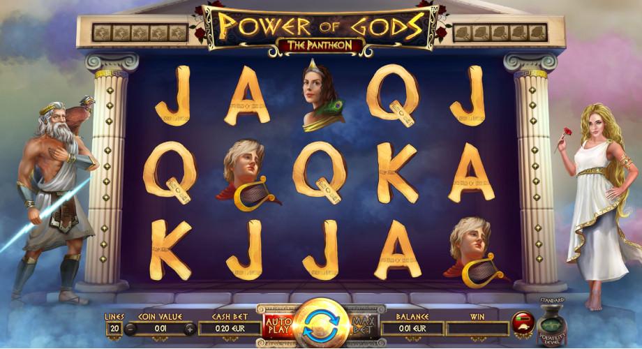 Power of Gods: The Pantheon von Wazdan